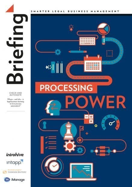 Briefing May18 Automation supplement,cover