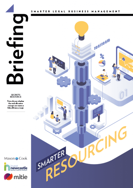 Briefing Sept18 Resourcing supp cover