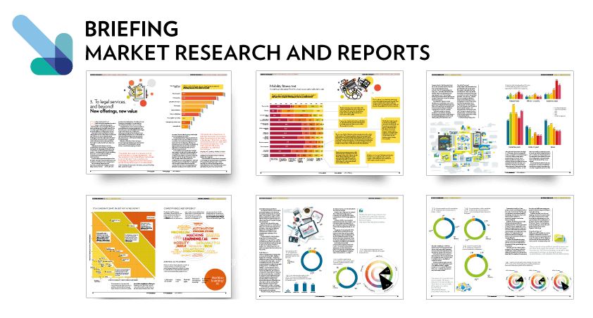 Market research and reports for Briefing
