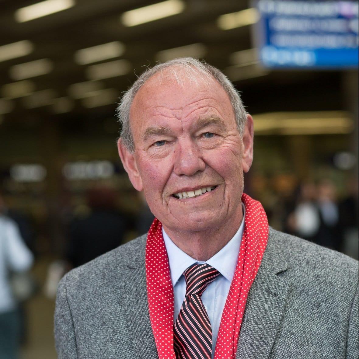 Professor Richard Scase, Academic, Entrepreneur and Business Speaker