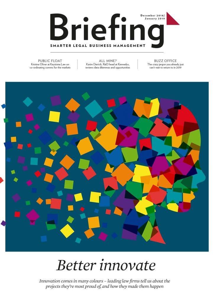 Briefing December – Better innovate