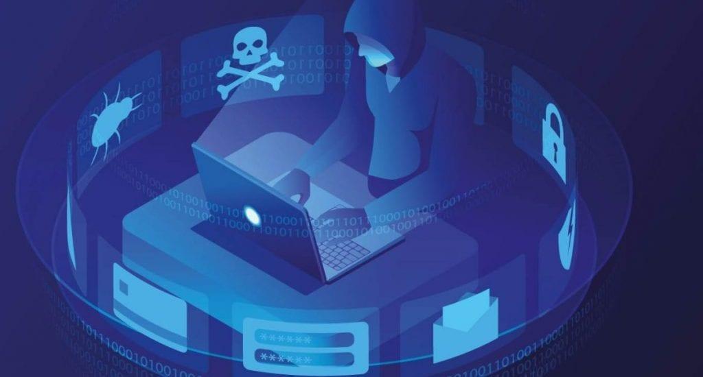 Briefing Mar19, Cybersupp hoodie haker illu