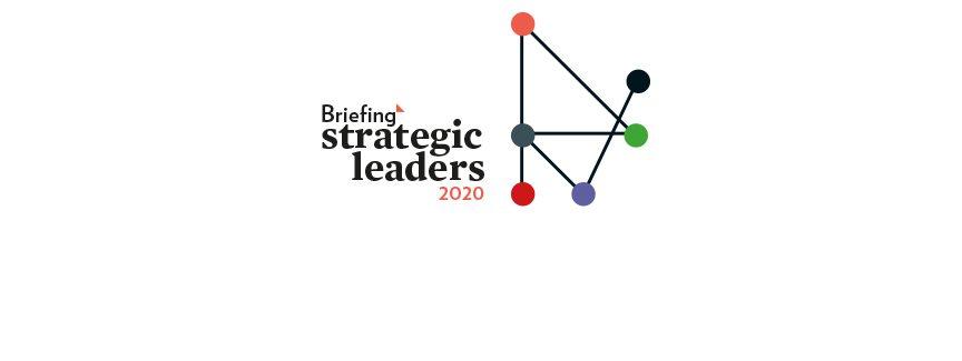 Briefing strategic Leaders 2020 header