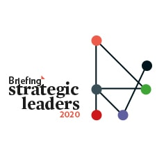 Briefing Strategic Leaders logo - 2020