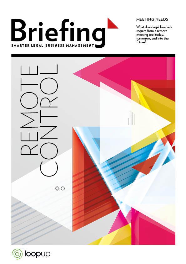 Briefing special report: Remote control