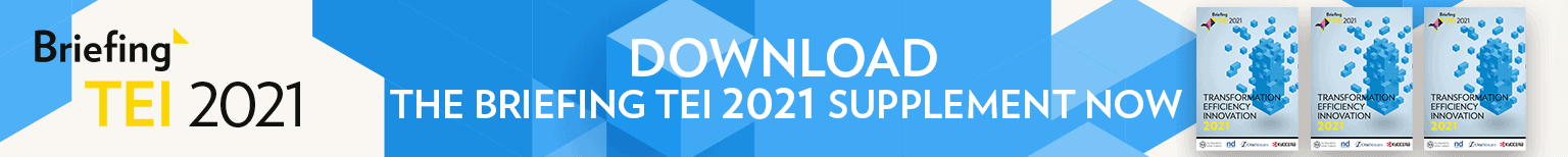 Download the latest Briefing TEI 2021 supplement